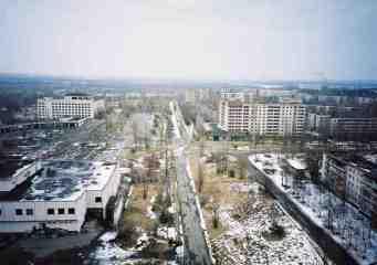 chernobylalone